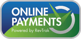 RevTrack online payments button