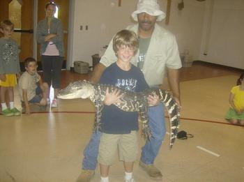 summer-camp-Nelson alligator pic_0