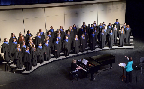 "P-CEP Choirs ""A Winter's Song"" Concert Dec. 19"