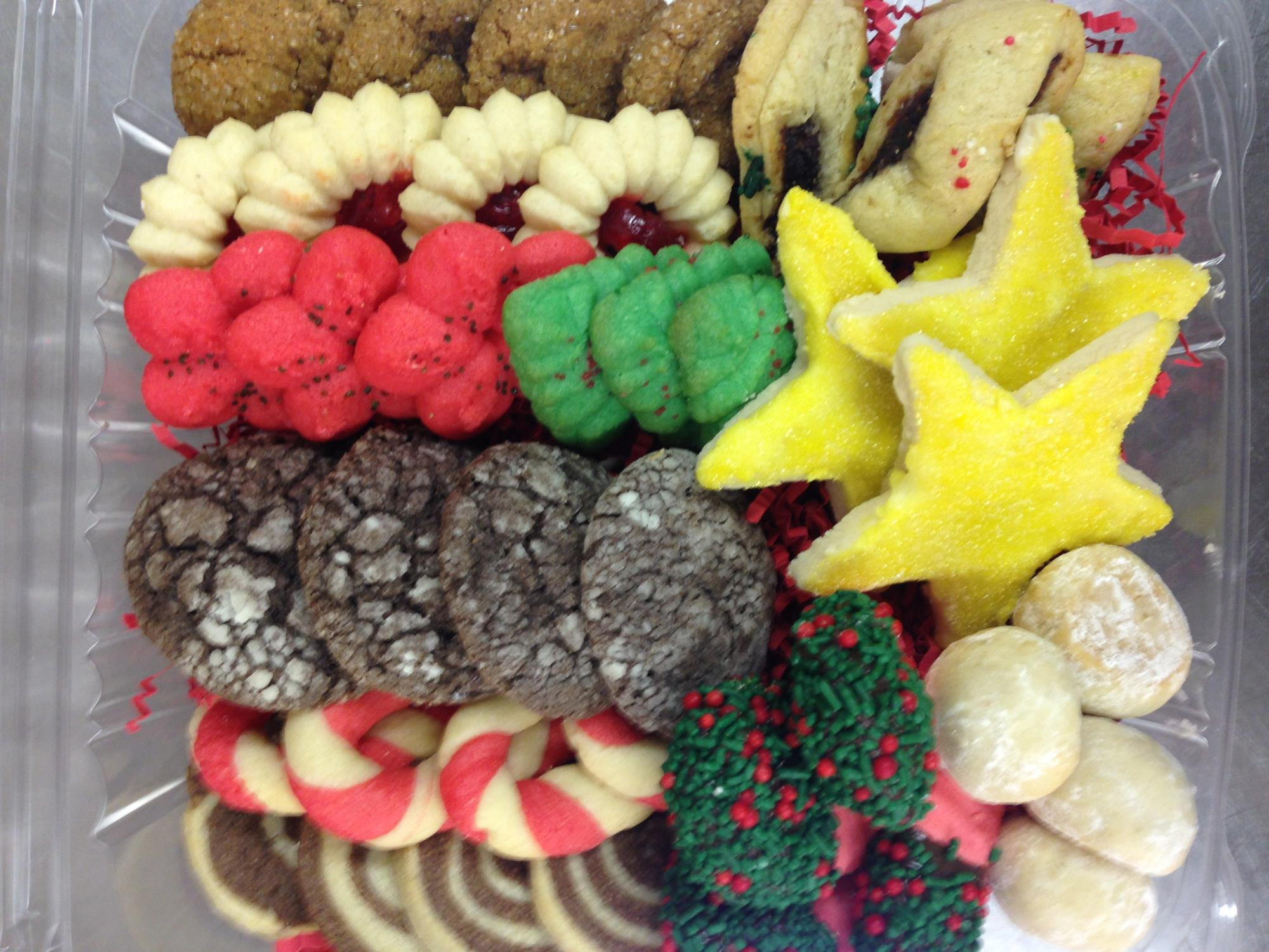 Rock Cafe Holiday Cookie Sale