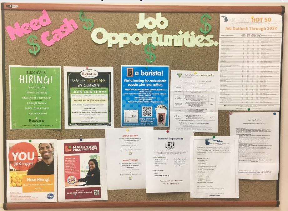 Career Center -Job Board