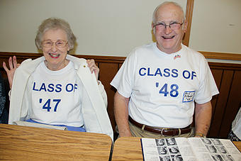 class of 47 and 48