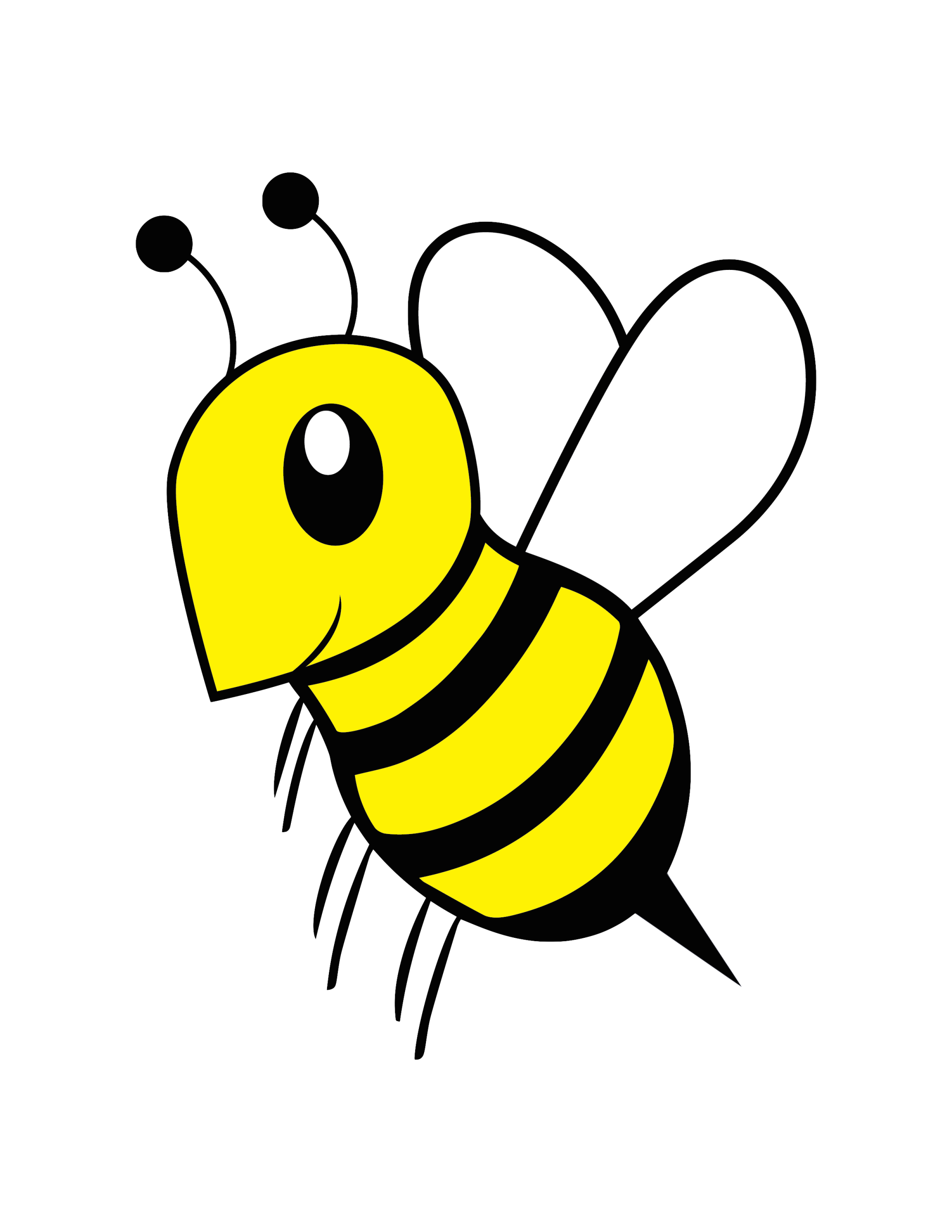 Isbister Bee Transparent