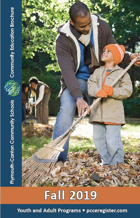 Fall Community Education Brochure is Here!