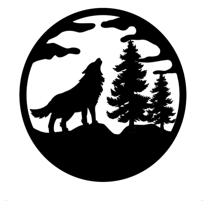 Wolf Logo - Clean Copy