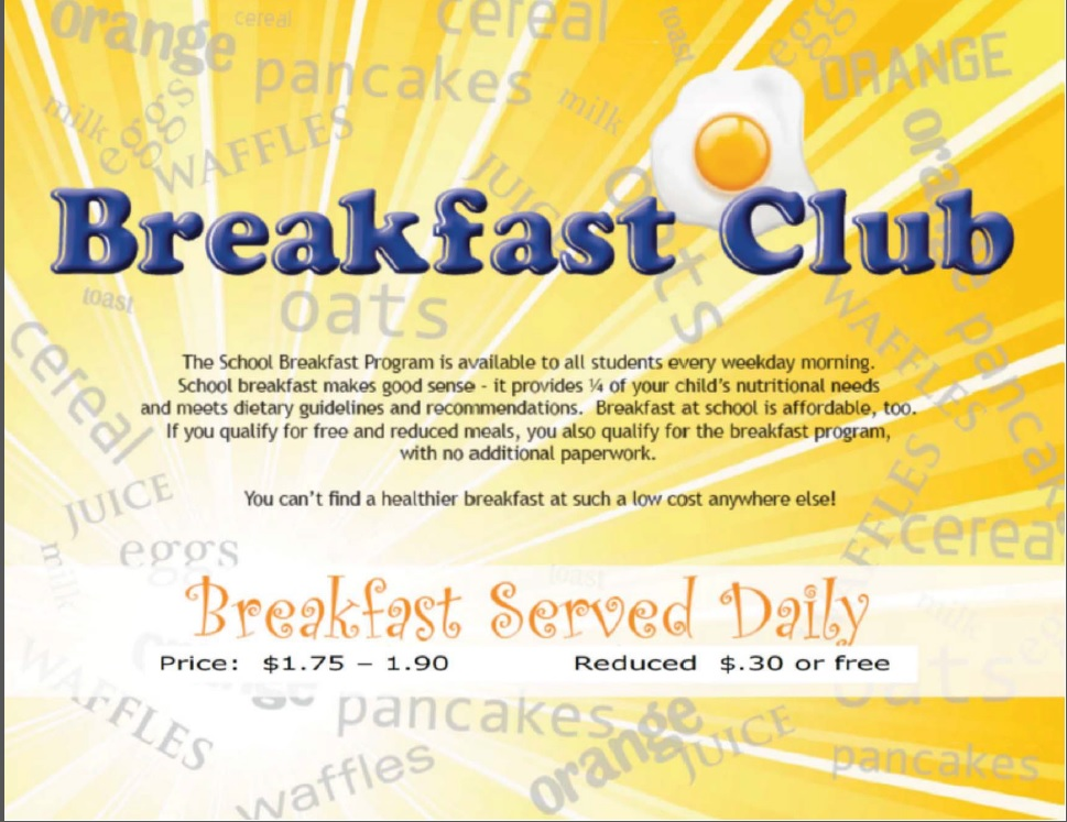 Breakfast Club 2019 Oct