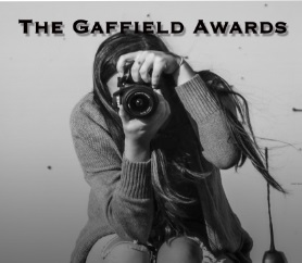 Gaffield Photo Awards person holding camera