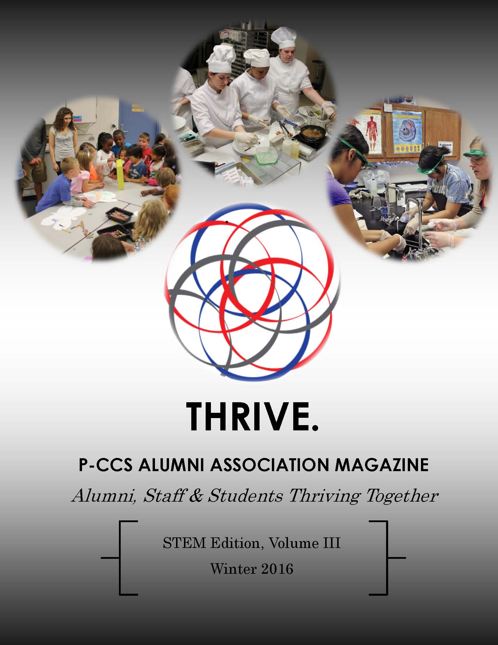 P-CCS THRIVE Magazine Spring 2016 STEM Edition_Page_01