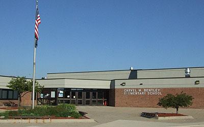 bentley elementary school   plymouth-canton community schools
