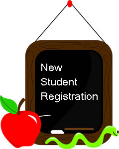 apple and blackboard says new student registration